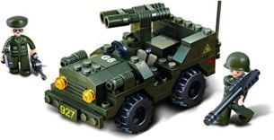 Sluban ARMY M38-B5800 - Jeep I