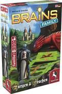 Pegasus Spiele 51811G - Brains Family - Burgen und Drachen