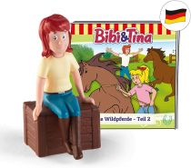 tonies Hörfiguren für Toniebox - Bibi und Tina - Die Wildpferde - Teil 2 - ca. 43 Min. - Ab 6 Jahre -DEUTSCH