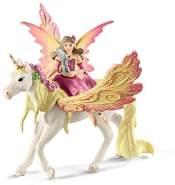 Schleich World of Fantasy Bayala Feya mit Pegasus Einhorn 70568