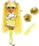 Rainbow High Cheer Doll - Sunny Madison (Yellow)