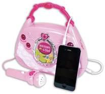 Bontempi 42 4271 Musical Tasche, pink