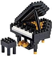 Nanoblock 13930 - Grand Piano 3D-Puzzle von Kawada