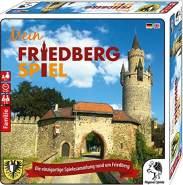 Pegasus Spiele 50500G - Mein Friedberg Spiel - Die einzigartige Spielesammlung rund um Friedberg