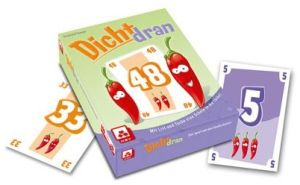 NSV - 4018 - DICHT DRAN - Kartenspiel