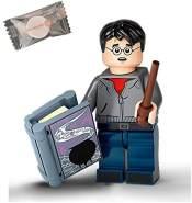Lego® 71028 Harry Potter™ Minifiguren - Figur 7 Harry Potter + 1 stickermarkt24de Gum