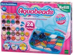 Epoch Traumwiesen 79958 - Aquabeas Maxi Nachfüllbox, Konstruktionsspielzeug, 2400 Stück