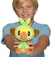 Pokemon 98056 Pokémon Plüsch, 20,3 cm, Grookey NoColour