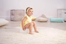 Rotho Babydesign 20601 0100 Bella Bambina Kindertopf /20601, eierschalenfarbe