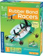Kosmos Rubber Band Racers