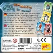 Zoch 601105156 - Beasty Bar New Beasts in Town - Das charakterstarke Kartenspiel mit XXL-Karten in neuer Schachtelgröße, ab 8 Jahren