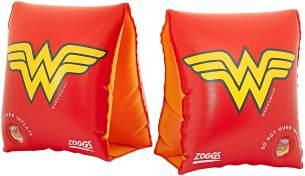Zoggs Mädchen Wonderwoman-Arm Bands Schwimmflügel, Red, One Size