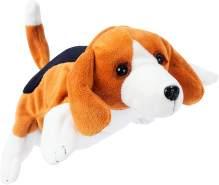 Beleduc 40116 - Handpuppe Hund, Bewährt im Kindergarten