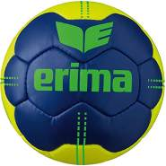 Erima Pure Grip No. 4, new navy/gelb, Gr. 2