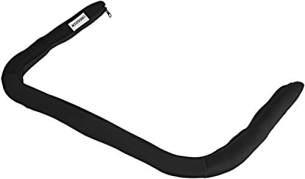 Croozer Unisex– Erwachsene Schiebebügelbezug-3092016124 Schiebebügelbezug, schwarz, One Size