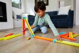 Hot Wheels GLC91 - Track Builder Unlimited Zusammenklappbares Trackset Zubehörteile, Spielzeug ab 6 Jahren
