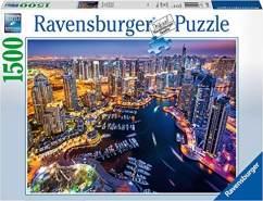 Ravensburger Puzzle 16355 - Dubai Marina - 1500 Teile