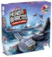 Falomir Hundir los Barcos Schiffe versenken Brettspiel, Klassische Spiele, (646473) , Farbe/Modell Sortiert