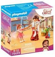Playmobil Spirit Riding Free 70699 'Klein Lucky & Mama Milagro'; 17 Teile, ab 4 Jahren