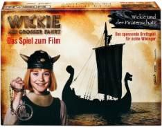 """Studio 100 Wickie auf großer Fahrt : Brettspiel """"Wickie und der Piratenschatz"""" (Film Edition)"""