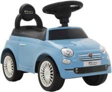 vidaXL Kinder-Aufsitzauto Fiat 500 Blau