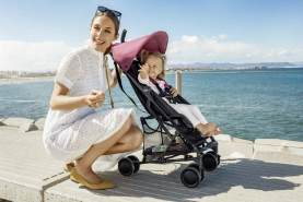 Britax Buggy Holiday² Kollektion 2019 Coral Peach