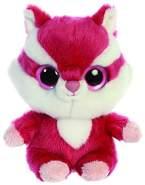 YooHoo Chewoo Squirrel Soft Toy 12cm