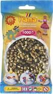 Hama 207-90 - Bügelperlen, 1000 Stück gestreift