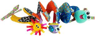 LAMAZE L27187 Babyspielzeug, Plüschspielzeug, Mehrfarbig