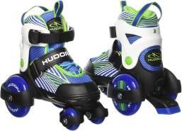 HUDORA Rollschuhe My First Quad 2.0-Jungen, Blau, 26-29