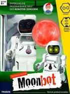 Franzis - Der kleine Hacker - Moonbot - Entdecke die faszinierende Welt der Roboter-Sensorik, Spielzeugroboter