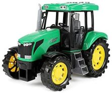 Traktorreibung 31 cm grün