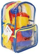 Spielstabil 7505 - Rucksack mit Sandspielzeug