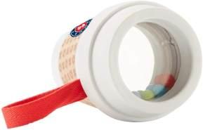 Fisher-Price FGH85 - Coffee to Go Kaffeebecher mit Donut Rassel und Zeitung, Baby Geschenkset mit 3 Babyspielzeugen, Spielzeug ab 3 Monaten