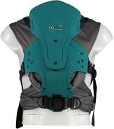 Close Baby Carrier 136670 Babytrage Plus Coolpass, teal