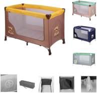 Lorelli 10080011803 Babybett San Remo glückliche Familie, mehrfarbig