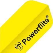 Flüge PowerfliteSlim gelb 100 Mikron 6 Sätze