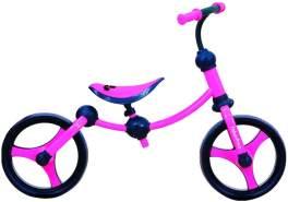 Fisher Price 105-0233 - Running Bike, rosa