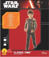 Rubie's 3620257 - EP7 Finn classic child, M, braun/grau