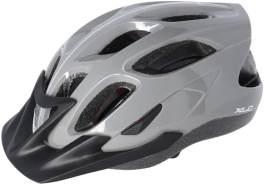 XLC-Helm BH-C2553-58cm, grau/pink