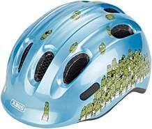 ABUS Fahrradhelm Smiley 2. 0 Kinder - sparkling green - 45-50 cm