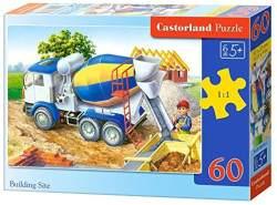 Castorland B-06618-1 Puzzle, bunt