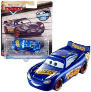 Mattel - Fabulous Lighting McQueen - Renn-Legenden   Thomasville Racing   Disney Cars   Cast 1:55 Fahrzeuge