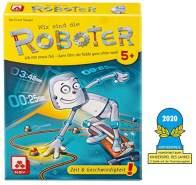 NSV - Wir sind die Roboter - auf Nominierungsliste zum Kinderspiel des Jahres 2020