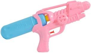 Wasserspielzeug Wasserpistole Wassergewehr 250ml rosa