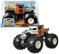 Hot Wheels Monster Trucks 1:24 Die-Cast Bone Shaker