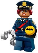 LEGO Minifigures 71017, 1 Minifigur aus The Lego Batman Movie