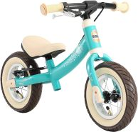 Kinderlaufrad Bikestar 10 Zoll - Sport türkis