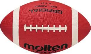 Molten Herren American AFR Football, BRAUN, one Size