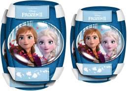 Disney Ellbogen und Knieschoner Frozen 2 Mädchen blau